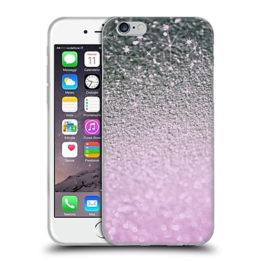 Official Monika Strigel Glitters Glamour Pink Soft Gel Case For Apple Iphone 6 / 6S