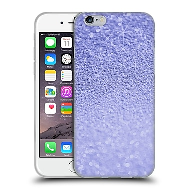 Official Monika Strigel Glitters Lavender Soft Gel Case For Apple Iphone 6 / 6S