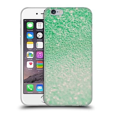 Official Monika Strigel Glitters Sea Green Soft Gel Case For Apple Iphone 6 / 6S