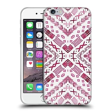 Official Monika Strigel Happy Echo Fuschia Soft Gel Case For Apple Iphone 6 / 6S