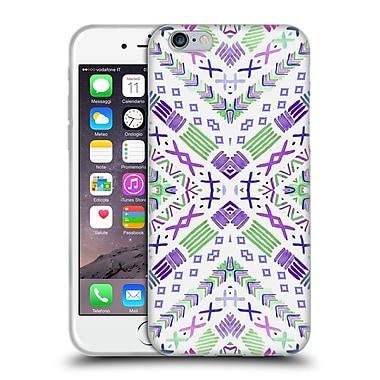 Official Monika Strigel Happy Echo Purple Soft Gel Case For Apple Iphone 6 / 6S