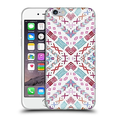 Official Monika Strigel Happy Echo Red Soft Gel Case For Apple Iphone 6 / 6S