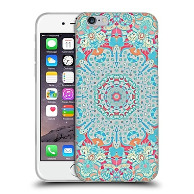 Official Monika Strigel Mandala Boho Soft Gel Case For Apple Iphone 6 / 6S