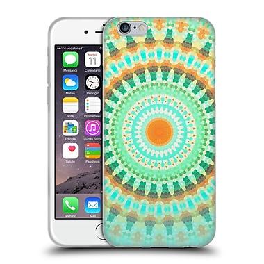 Official Monika Strigel Mandala Native Soft Gel Case For Apple Iphone 6 / 6S