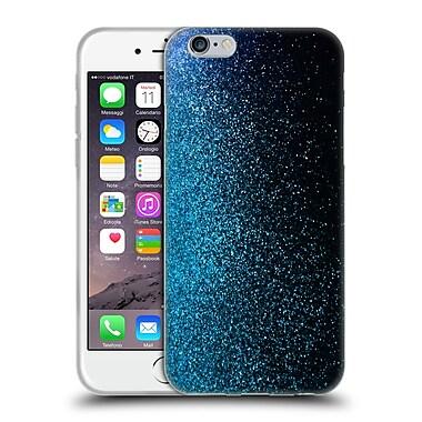 Official Monika Strigel Magic Lights Ocean Blue Soft Gel Case For Apple Iphone 6 / 6S