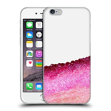 Official Monika Strigel Pretty Covered Gold Berry Soft Gel Case For Apple Iphone 6 / 6S