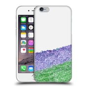 Official Monika Strigel Pretty Covered Purple Soft Gel Case For Apple Iphone 6 / 6S