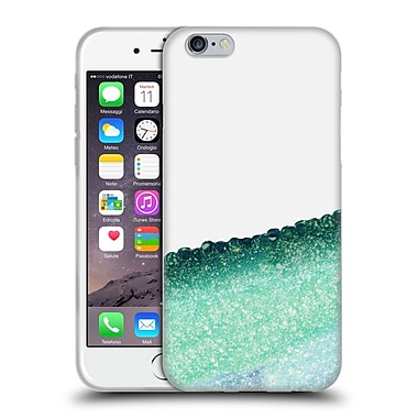 Official Monika Strigel Pretty Covered Seafoam Soft Gel Case For Apple Iphone 6 / 6S