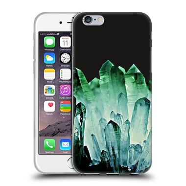 Official Monika Strigel Pure Crystal Dark Green Soft Gel Case For Apple Iphone 6 / 6S