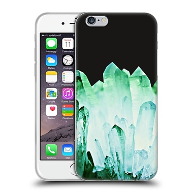 Official Monika Strigel Pure Crystal Mint Green Soft Gel Case For Apple Iphone 6 / 6S