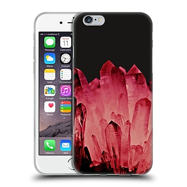Official Monika Strigel Pure Crystal Ruby Soft Gel Case For Apple Iphone 6 / 6S