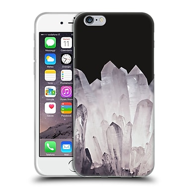 Official Monika Strigel Pure Crystal Silver Soft Gel Case For Apple Iphone 6 / 6S