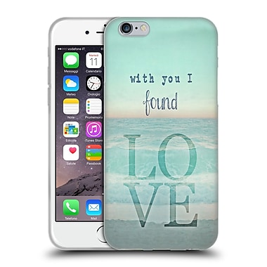 Official Monika Strigel Summer Love With You Soft Gel Case For Apple Iphone 6 / 6S