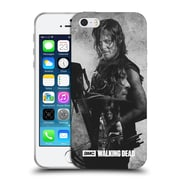 Official Amc The Walking Dead Exposure Daryl Soft Gel Case For Apple Iphone 5 / 5S / Se