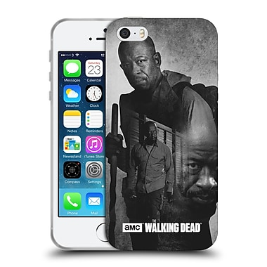 Official Amc The Walking Dead Exposure Morgan Soft Gel Case For Apple Iphone 5 / 5S / Se