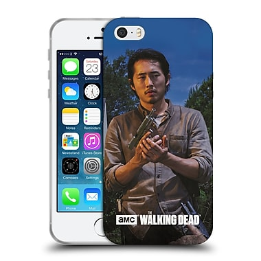 Official Amc The Walking Dead Filtered Characters Glenn Soft Gel Case For Apple Iphone 5 / 5S / Se
