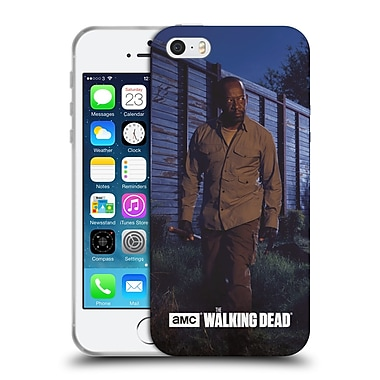 Official Amc The Walking Dead Filtered Characters Morgan Soft Gel Case For Apple Iphone 5 / 5S / Se
