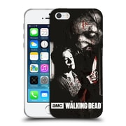 Official Amc The Walking Dead Gore Fearless Carol Soft Gel Case For Apple Iphone 5 / 5S / Se
