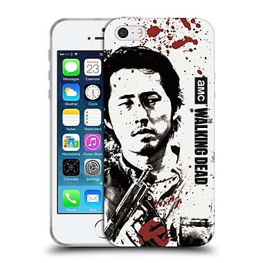 Official Amc The Walking Dead Gore Reload Soft Gel Case For Apple Iphone 5 / 5S / Se