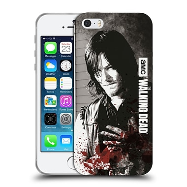 Official Amc The Walking Dead Gore Wounded Hand Soft Gel Case For Apple Iphone 5 / 5S / Se