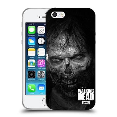 Official Amc The Walking Dead Logo Stare Soft Gel Case For Apple Iphone 5 / 5S / Se