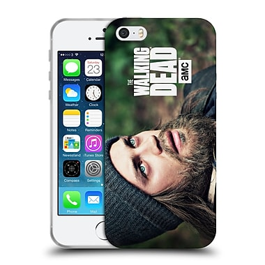 Official Amc The Walking Dead Jesus Looking Up Soft Gel Case For Apple Iphone 5 / 5S / Se