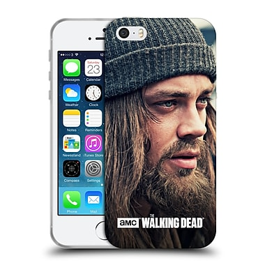 Official Amc The Walking Dead Jesus Staring Into Distance Soft Gel Case For Apple Iphone 5 / 5S / Se