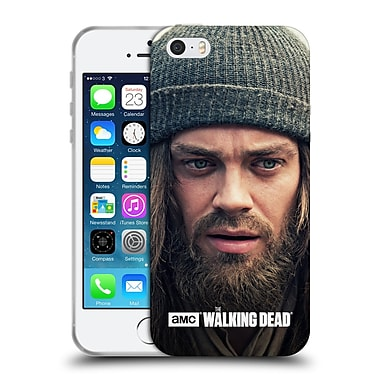 Official Amc The Walking Dead Jesus Thinking Soft Gel Case For Apple Iphone 5 / 5S / Se