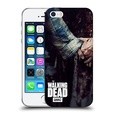 Official Amc The Walking Dead Key Art Hold Hands Soft Gel Case For Apple Iphone 5 / 5S / Se