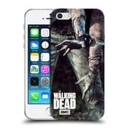 Official Amc The Walking Dead Key Art Walker In Chains Soft Gel Case For Apple Iphone 5 / 5S / Se