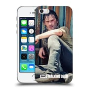 Official Amc The Walking Dead Rick Grimes On The Ground Soft Gel Case For Apple Iphone 5 / 5S / Se