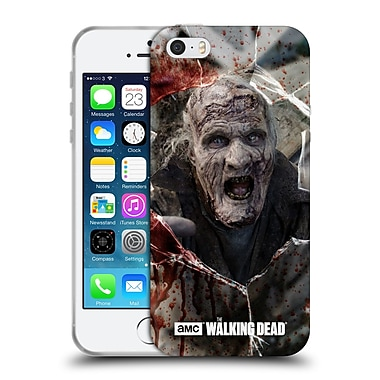 Official Amc The Walking Dead Walkers Hungry Soft Gel Case For Apple Iphone 5 / 5S / Se