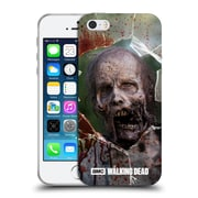 Official Amc The Walking Dead Walkers Jaw Soft Gel Case For Apple Iphone 5 / 5S / Se