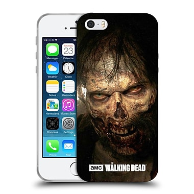 Official Amc The Walking Dead Walkers Stare Soft Gel Case For Apple Iphone 5 / 5S / Se