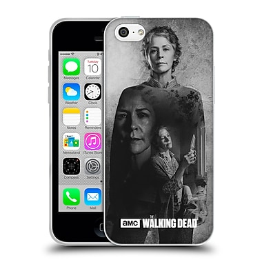 Official Amc The Walking Dead Exposure Carol Soft Gel Case For Apple Iphone 5C