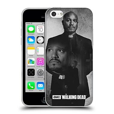 Official Amc The Walking Dead Exposure Gabriel Soft Gel Case For Apple Iphone 5C