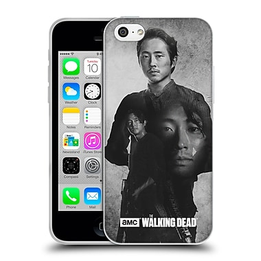 Official Amc The Walking Dead Exposure Glenn Soft Gel Case For Apple Iphone 5C