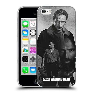 Official Amc The Walking Dead Exposure Rick Soft Gel Case For Apple Iphone 5C