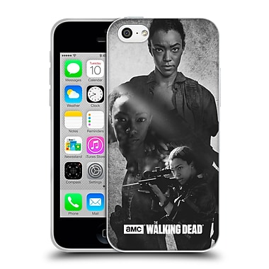 Official Amc The Walking Dead Exposure Sasha Soft Gel Case For Apple Iphone 5C