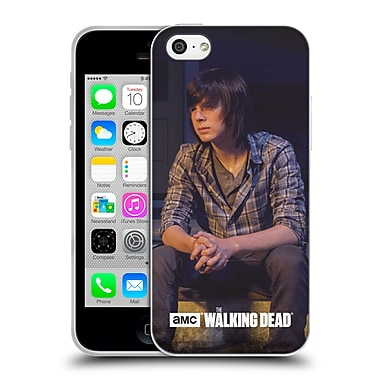 Official Amc The Walking Dead Filtered Characters Carl Soft Gel Case For Apple Iphone 5C