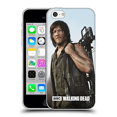 Official Amc The Walking Dead Filtered Characters Daryl Crossbow Soft Gel Case For Apple Iphone 5C