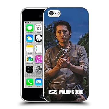 Official Amc The Walking Dead Filtered Characters Glenn Soft Gel Case For Apple Iphone 5C