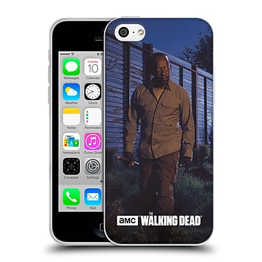 Official Amc The Walking Dead Filtered Characters Morgan Soft Gel Case For Apple Iphone 5C