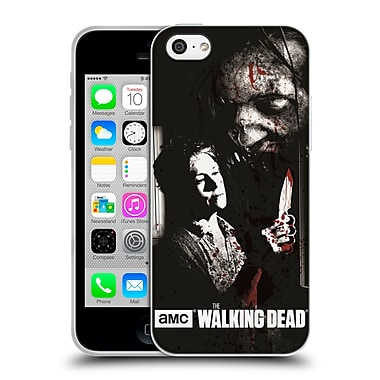 Official Amc The Walking Dead Gore Fearless Carol Soft Gel Case For Apple Iphone 5C