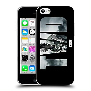 Official Amc The Walking Dead Logo Landscape Soft Gel Case For Apple Iphone 5C