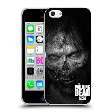 Official Amc The Walking Dead Logo Stare Soft Gel Case For Apple Iphone 5C