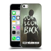 Official Amc The Walking Dead Quotes Dont Look Back Soft Gel Case For Apple Iphone 5C