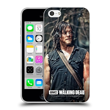 Official Amc The Walking Dead Daryl Dixon Look Soft Gel Case For Apple Iphone 5C