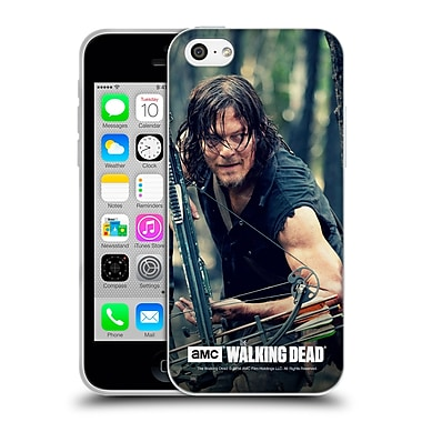 Official Amc The Walking Dead Daryl Dixon Lurk Soft Gel Case For Apple Iphone 5C