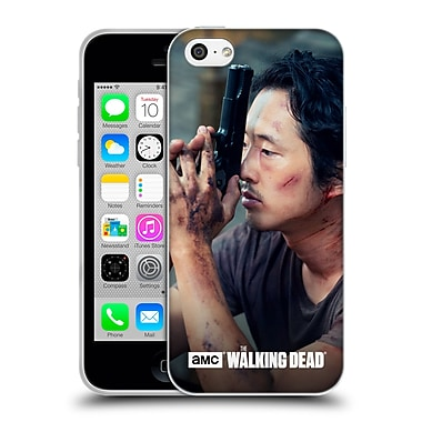 Official Amc The Walking Dead Glenn Rhee Deep In Thought Soft Gel Case For Apple Iphone 5C